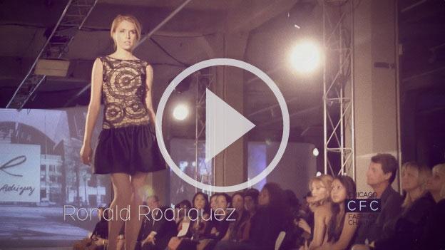Latino Fashion Week Red Carpet Glam