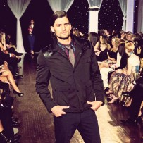 Clothes styled by Akira at Next Fashion 2012 runway show at Germania Place during Fashion Focus Week Chicago.