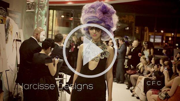 Via Del Corso Fashion Show